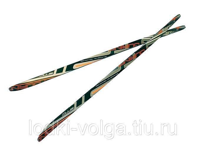 Лыжи ST STC пластиковые 140 см