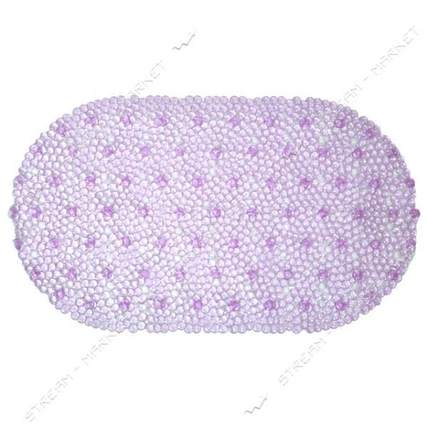 Коврик для ванны силиконовый Икра 40х60см