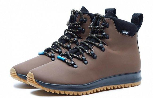 Ботинки Native Boots Ap Apex Ct Размер 37.5 (24см.) ОРИГИНАЛ