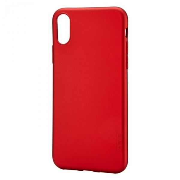 Чехол-накладка X-Level Guardian Series для Apple iPhone X (Красный)