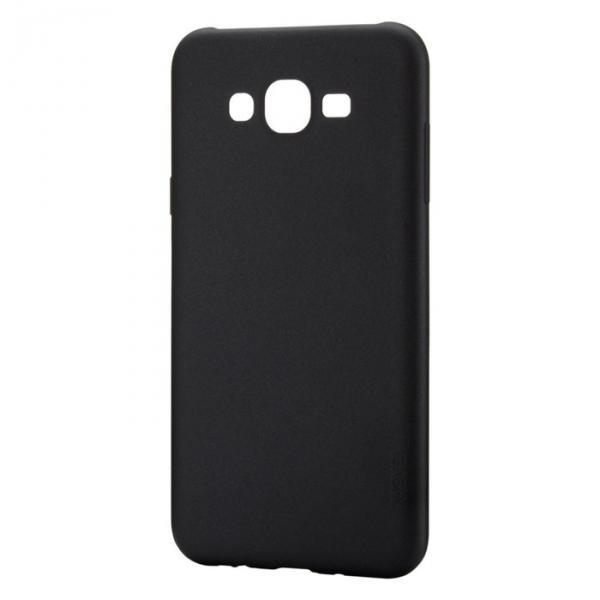 Чехол-накладка X-Level Guardian Series для Samsung J7 Neo (Черный)