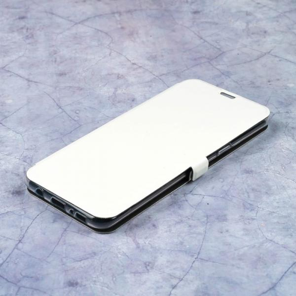 Чехол-книжка Caseguru Magnetic Case Samsung Galaxy S8 Plus Глянцево-белый