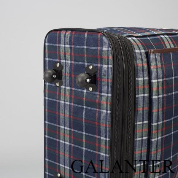 Фото Дорожные и спортивные сумки Сумка дорожная на колёсах, отдел на молнии, с увеличением, наружный карман, длинный ремень, цвет разноцветный