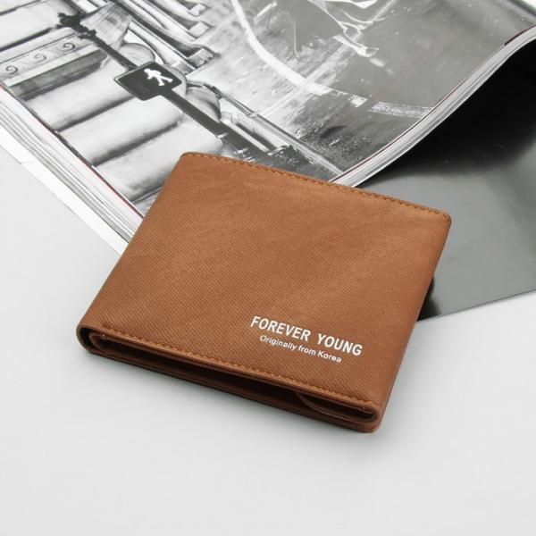 Кошелёк женский, 2 отдела, для карт, на магните, наружный карман, цвет коричневый