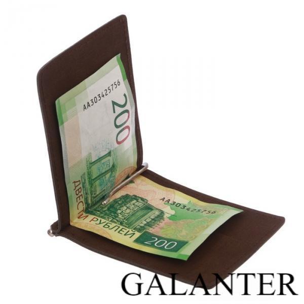 Фото Кошельки Зажим для денег в подарочной коробке