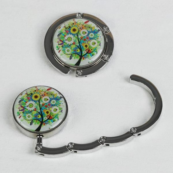 Крючок для сумки и зонта «Дерево», d = 4,5 см