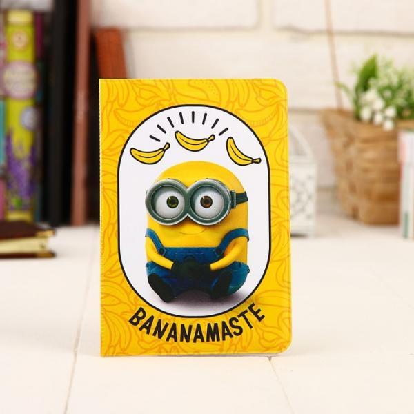 """Обложка для паспорта """"Banana"""", Гадкий Я"""