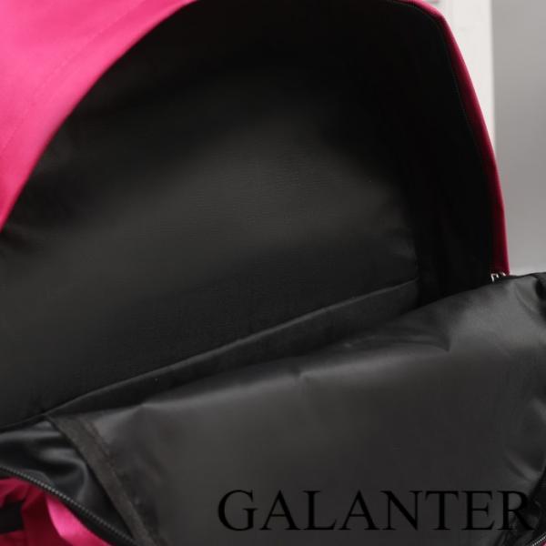 Фото Рюкзаки Рюкзак молодёжный, отдел на молнии, 4 наружных кармана, цвет малиновый