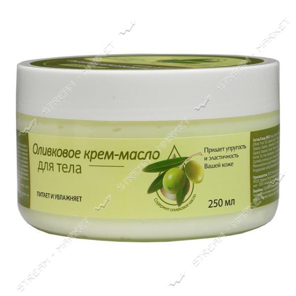 Крем-масло для тела Bioton Cosmetics Floresan оливковое 250 мл