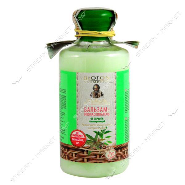 Бальзам-ополаскиватель Bioton Cosmetics Коллекция старинных рецептов От перхоти тонизирующий 300 мл