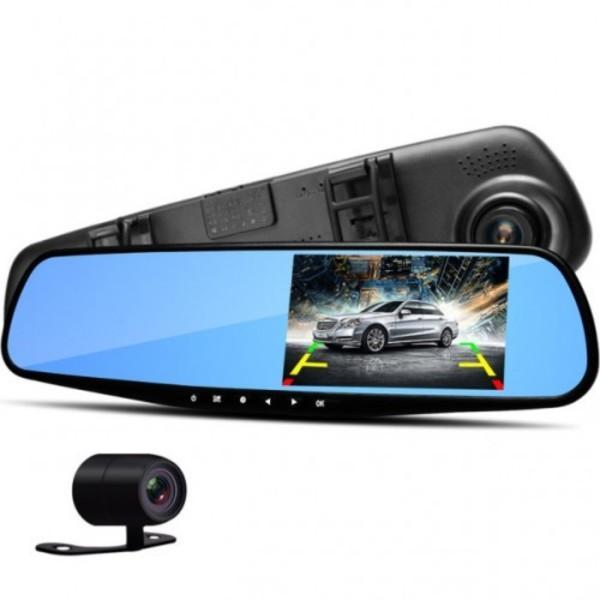 "Регистратор-навигатор-зеркало D25 5""+WiFi+Android+8Гб"