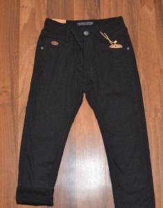 Фото Джинсы, лосины, штаны Брюки черные мальчику от  4 до 12 лет