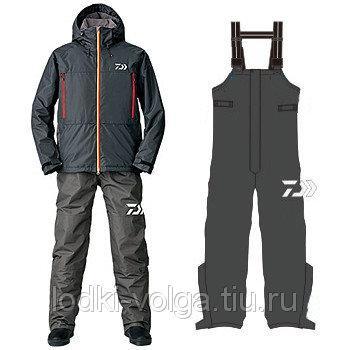 Костюм Daiwa Rainmax Extra Hi-Loft Winter Suit t-40*C Mist  р-р. 2XL 56 DW 3204