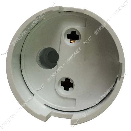 LEMANSO. LM125 Ламподерж. навесн. (патрон для ламп Т8 G13)