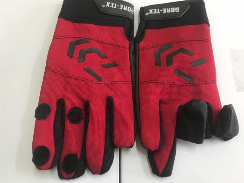 Перчатки Daiwa ,  ткань GORE-TEX (перчатки Дайва)