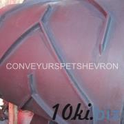 Транспортерна стрічка з шевроном Конвейерные ленты на Электронном рынке Украины