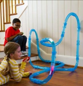 Фото Товары для детей Трубопроводный Автотрек Tube Race - Chariots Speed Pipes