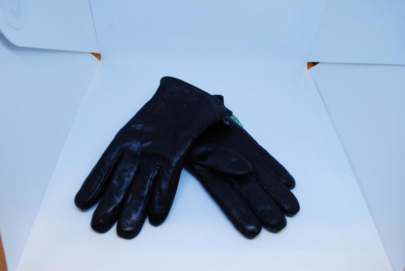 Перчатки кожаные мужские Зимушка 2087