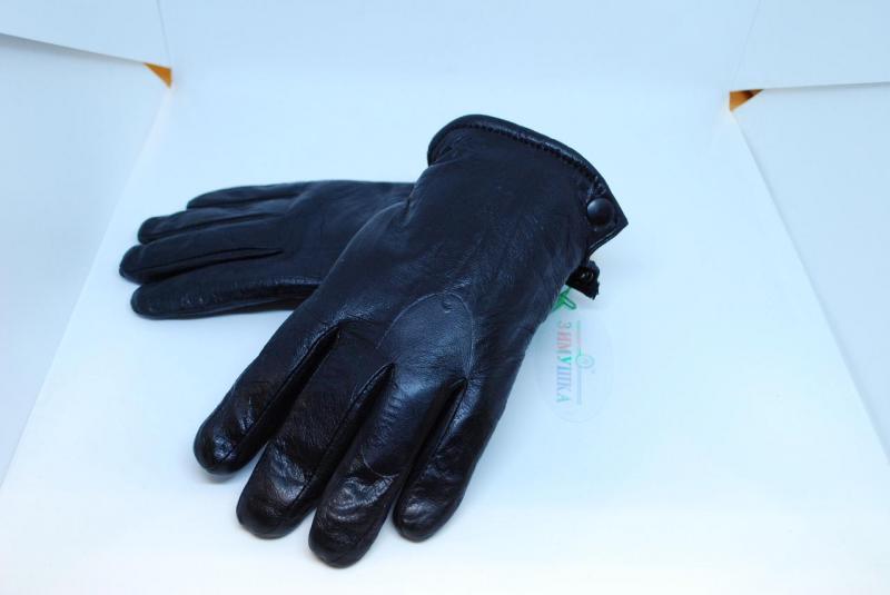 Перчатки кожаные мужские Зимушка 2085
