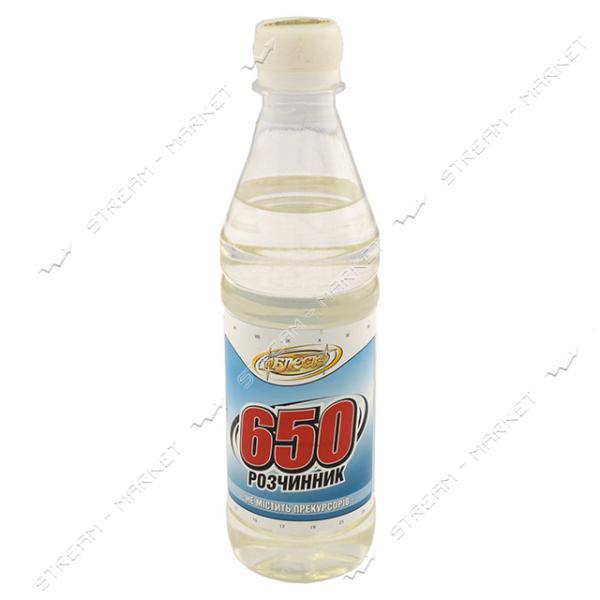 Растворитель 650 Блеск 0.5л (340г)