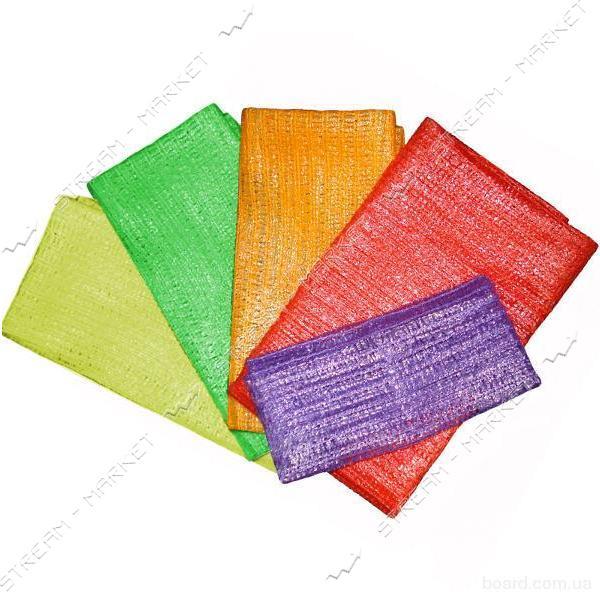 Мешок-сетка овощной 50х80 (фиолетовый) (4 ведра)