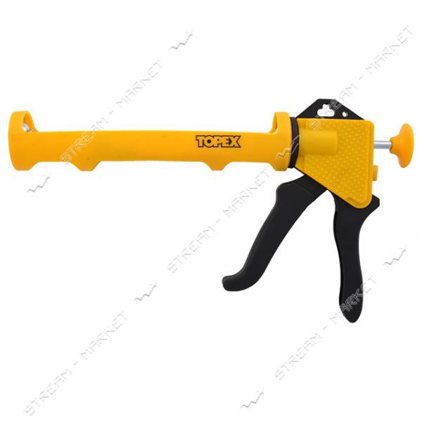 Пистолет для силикона TOPEX 21B438 пластиковый