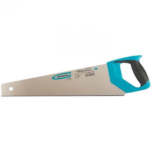 "Ножовка по дереву GROSS 24103 ""PIRANHA"", 450 мм"