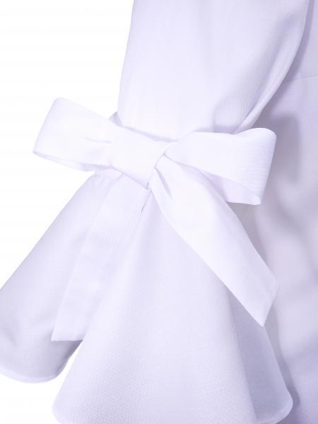Фото Женские рубашки и блузы Блуза женская Michael Schaft Белая классическая с рукавом