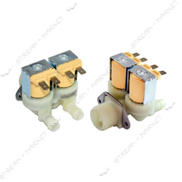 Клапан подачи воды для стиральной машины универсальный DC62-00024F 220/240V В-85