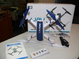 Фото Квадрокоптеры Квадрокоптер JXD-528 с камерой WiFi, автовозвратом и удержанием высоты, позиции по GPS.