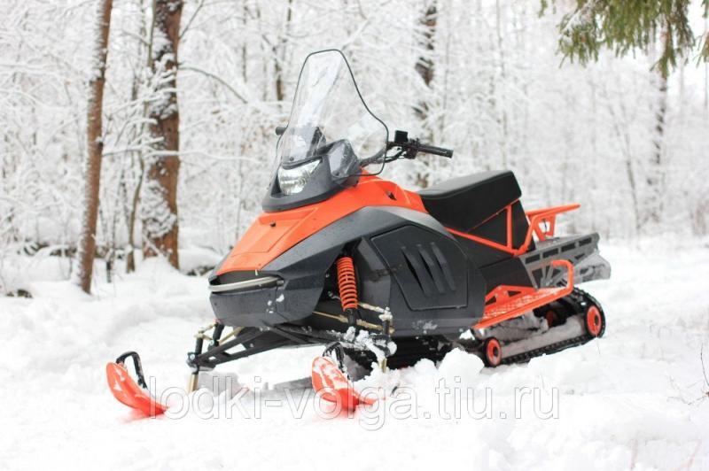 Снегоход Irbis Tungus SK600L 620сс 4т