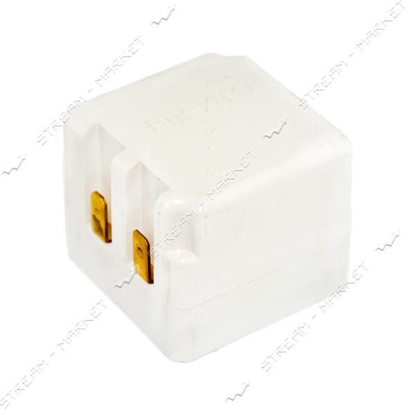 Реле копмпрессора пускозащитное для холодильника РТК-ХМ 1.3А 220V В-107