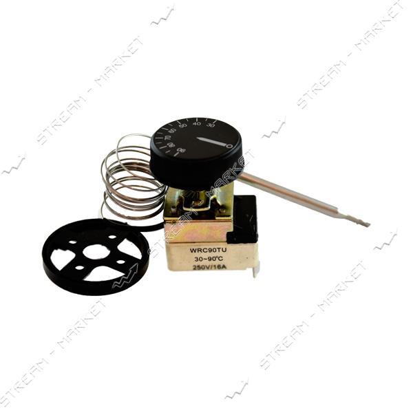 Терморегулятор для холодильника WRC90TU 30-90 градусов 250V/16A В-116