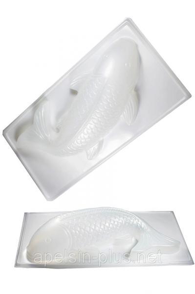 Форма Рыба для салатов, заливного и желе (большая)