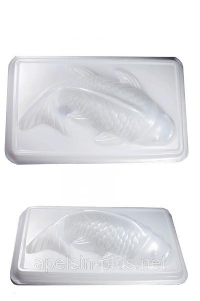 Форма Рыба для салатов, заливного и желе (средняя)