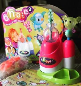 Фото Товары для детей Надувной конструктор Oonies из шариков