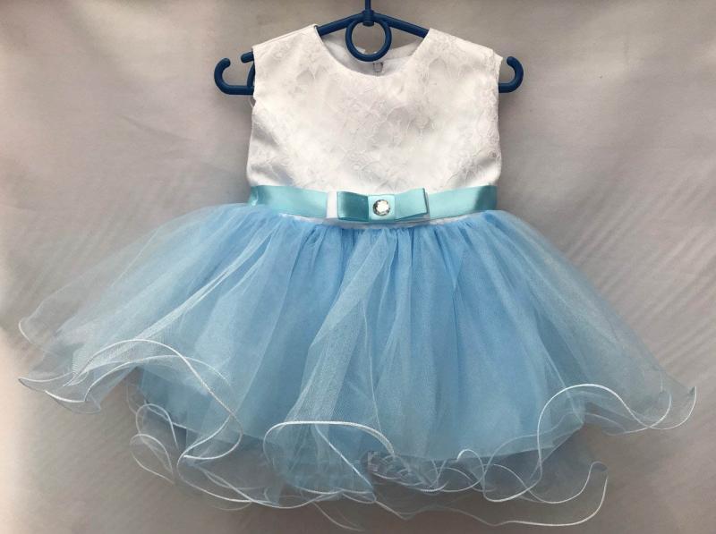 Платье Пачка 1-1,5 лет - разные цвета