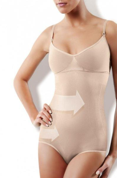 Боди женское BODY GATTA SHAPEWEAR_conf Бюстье, боди, комбидрессы Польша