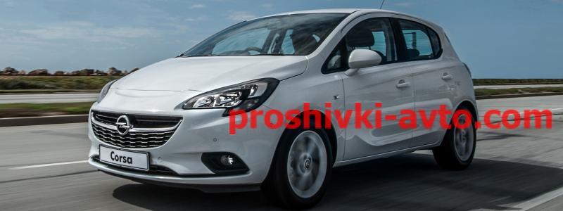 Фото OPEL чип тюнинг, Оpel Corsa прошивка двигателя (прошивка эбу) Opel Corsa-D 1.3 CDTI 17c59 noDPFnoEGR tun 521784