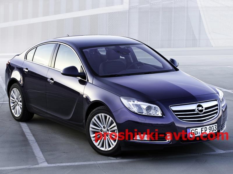 Фото OPEL чип тюнинг, Оpel INSIGNIA прошивка двигателя (прошивка эбу) Opel Insignia 2.0 17C59 0281019088 no DPF EGR  520432