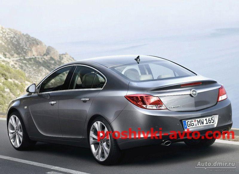 Фото OPEL чип тюнинг, Оpel INSIGNIA прошивка двигателя (прошивка эбу) Opel Insignia 2.0 CDTI ecoFLEX EDC17C59 0281019088 no EGR DPF  529618
