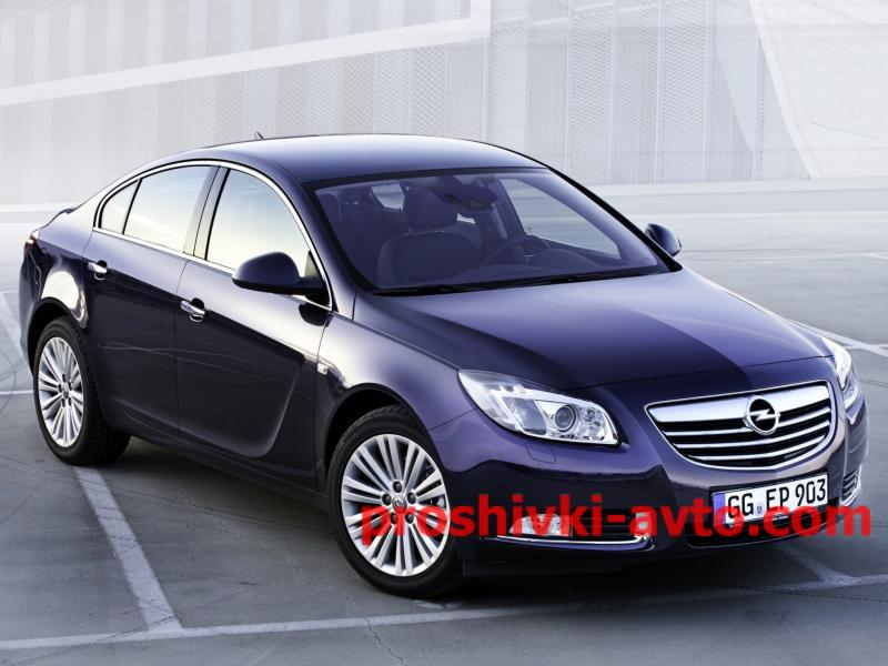 Фото OPEL чип тюнинг, Оpel INSIGNIA прошивка двигателя (прошивка эбу) Opel Insignia 2.0 tdi  17c19 - 529602 dpf egr tun