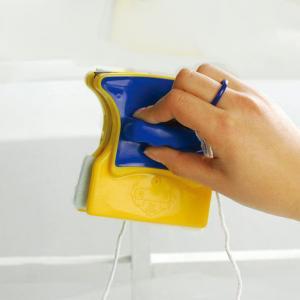Фото Для уборки, Товары для дома Магнитная щетка для мытья окон с двух сторон