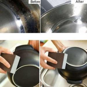 Фото Аксессуары для кухни, Товары для кухни Чудо-губка для чистки кастрюль и сковородок