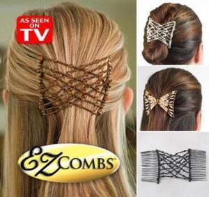 Фото Красота и здоровье, Все для красивых волос Заколки для волос EZ Combs