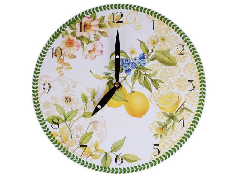 """Часы настенные """"Лимон"""" 29 см, Lefard, 924-425"""