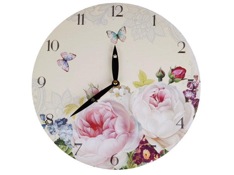 """Часы настенные """"Пион"""" 29 см, Lefard, 924-426"""