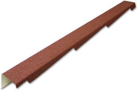 Планка торцевая правая Luxard мокко