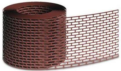 Карнизная вентиляционная лента Luxard коричневая