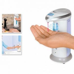 Фото Хозяйство, Товары для дома Сенсорный дозатор для мыла SOAP MAGIC